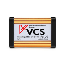 Wholesale Wireless VCS Vehicle Communication Scanners Best Quality Multi language VCS Scanner Automotive Diagnostic Systems for Almost Cars