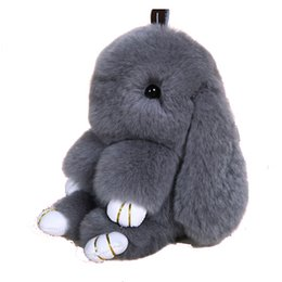 Wholesale 2016 Rex Rabbit Fur Plush Toys Rabbit Figure With cm cm best baby present