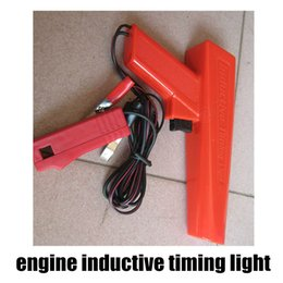 Wholesale best selling gasoline engine ignition timing gun detection instrument timing light automotive tools circuit detector tester