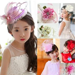 4 Styles Korean Children Hair Accessories Girl Fashion Photography Hair Sticks Headbands Kids Headbands Children Headdress 20 Pcs lot