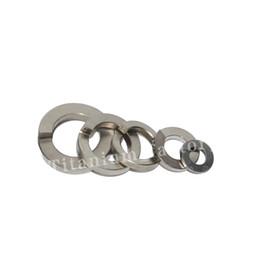 Titanium Spring Lock Washers DIN127 DIN7980 Titanium Grade5