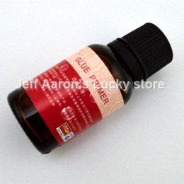Wholesale 15ML Glue Primer for Individual False Eyelashes Extension Eye Beauty Makeup Application Tools primer face glue set