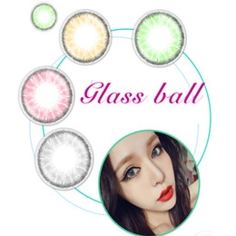 Wholesale EyeDream Glass ball Colorful contacts