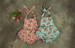 Wholesale Little Pink Tutu Dress - Children Tutu Dress Baby Romper The Little Baby Clothes Girl Rompers Children' Short Infant Sleeveless Babys Clothing Size 0-3Y 2016 New
