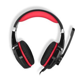 Promotion casque stéréo xbox GS900 casque stéréo casque PC avec microphone pour XBOX 360 / PS3 / PS4 / PC ordinateur portable / téléphones mobiles