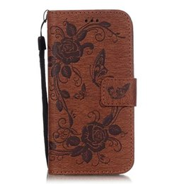 For iPhone 6 6S 4.7 Butterfly Flower Leather Flip Vintage Luxury Protector For Apple iPhone 6 6S 4.7 Wallet Case With Card