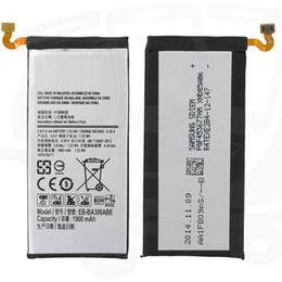 Replacement Phone Batteries for Samsung Galaxy A3 Battery Bateria Akku SM-A300F EB-BA300ABE 1900mAh New and Original
