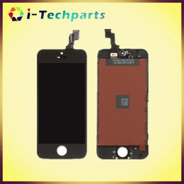Wholesale Best Quality AAA For iPhone LCD Display Digitizer Touch Screen Assembly With Frame Replacement For iPhone S C