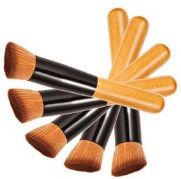 Wholesale Makeup Brushes Make up Brushes Advanced Nylon Wool Ash Brush Handle Oblique Head Blush