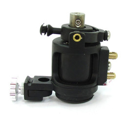 Professional Light Silent Black Rotary Motor Machine Supply Tattoo Ink Light Weight Free Shipping