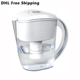 Wholesale Alkaline Water Pitcher Jug for Mineral Rich Alkaline Water anywhere anytime
