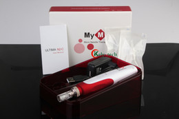 Electric Derma Stamp Dermapen Micro Needle Roller Facial Beauty Equipment,Micro Needle Therapy System Dermapen Medical.skin beauty roller