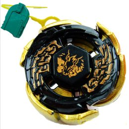 Wholesale GOLD Galaxy Pegasus Pegasis Black Hole Sun Ver Beyblade Metal Masters with Launcher