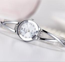 Wholesale New JW Brand South Korea Trend Small Round Rose Gold Watch Bracelet Watch Women Fashion Watches Women Brand