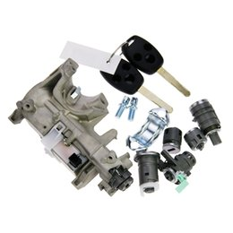Wholesale Original Models Whole Honda Accord Locks Cylinders Set With Keys applied directly to Honda Lock change directly Auto Tools Lock