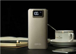 Hot Style LCD Power Status Condition Supply Portable 11000mAh Aluminium Alloy Fashion High Actual Capacity Power Bank