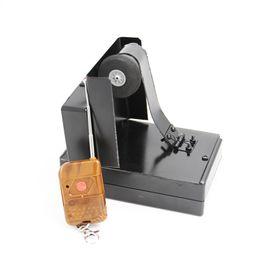 Wholesale-Remote Control Card Fountain magic tricks Metal stage magic props Remote control spray card device, fountain Magic Tricks 83038