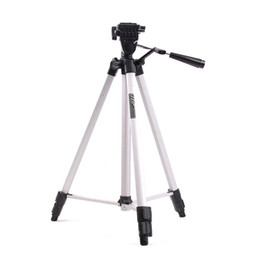 Wholesale-Weifeng WT-330A Professional Tripod Stand Aluminum Camera Tripod Accessories Kit for For Canon DSLR Camera Video Camcorder