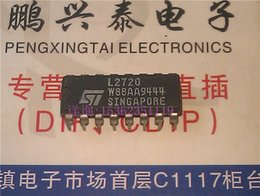 Wholesale L2720 Lowdrop Dual Power OP AMP dual in line pin package Electronics parts PDIP16 IC