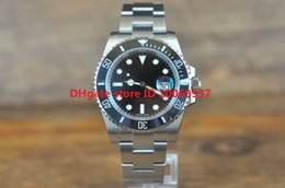 Wholesale Noob Factory SUB collection mm man wrist watches V7 series F steel case black ceramic bezel SA3135 auto movement brand watches