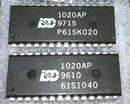 Wholesale 1020AP ISD1020AP isd1020api single chip voice time ISD PDIP pin plastic package Voice ic