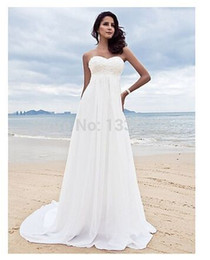 Wholesale In stock Romantic wedding gowns popular High Quality wedding dresses US size The Best Selling