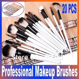 Wholesale B3008 Cosmetic Accessories Professional Makeup Brushes Set Facial Eye Shadow Pallete Brushes