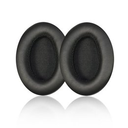 Wholesale DGOO Replacement pair of soft ear pad cushions for by Dr Dre Studio Headphones Old Version st generation Black