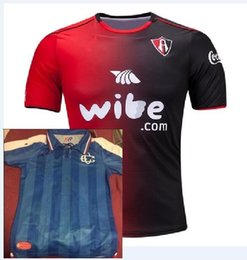 Wholesale DHL Mixed buy Mexico Queretaro Chivas Cougars American Verde Atlas Soccer Jersey Best Quality Soccer Jersey Topps Football Shirts