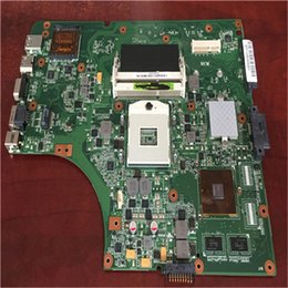 Wholesale 100 Working laptop Motherboard For Asus K53SV mainboard REV K53SM A53S X53S fully test