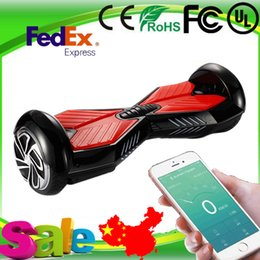 hoverboard bluetooth Balancing Scooter Speaker Hoverboard Electric Scooter Two Wheels Smart Balance Drifting Board Self balance scooter