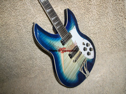 12 Strings Blue 325 Electric Guitar Wholesale Guitars High Quality Free Shipping