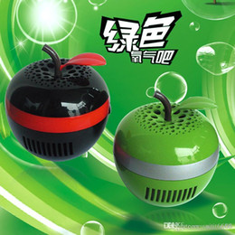 Wholesale factory seMagic Apple genuine USB computer oxygen bar anti radiation air purifier car air purifier in addition to formaldehyde