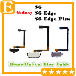 Wholesale OEM For Samsung Galaxy S6 Edge Plus Home Button Return Key pad Menu Button Flex Cable Replacement parts for G920 VS G925 G928