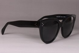 Wholesale Sale New Women Sunglasses Top Quality CL41755 Sunglasses Women Brand Designer Acetic Fashion Retro Sunglasses Gafas De Sol