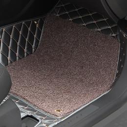for Subaru Forester 2013 2014 Car Floor Mats Car Special Floor Mat Beige Brown Wine Red Black
