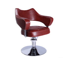 Wholesale New high end styling cotton hair salons dedicated barber chair The elevator manufacturers selling salon haircut chair