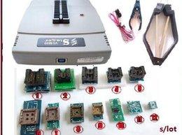 Wholesale VS4800 Universal Programmer GAL EPROM FLASH AVR PIC MCU SPI SOP8 SOP28 tssop28 plcc44 socket adapters IC clip