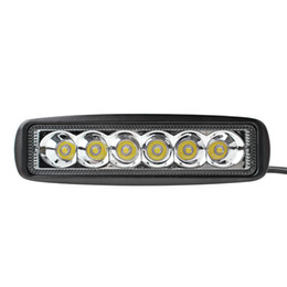 Wholesale 3pcs LM Mini Inch W V CREE LED Work Light Bar Car Worklight Lamp for Boating Hunting Fishing Offroad CLT_401
