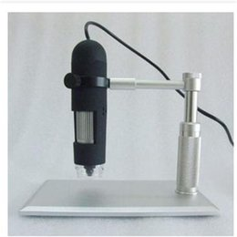 Wholesale JHOPT million pixels times USB digital microscope electronic magnifier can be accessed by computer shoot HD X