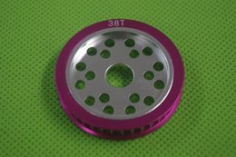 Wholesale Aluminum Diff Pulley Gear T for SAKURA D3 CS D4 Drift Sport RAC PY