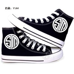 New Arrival Game League of Legends Logo Canvas Shoes,Leisure Shoes,Unisex Sneakers Hot Items