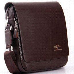 Wholesale Cathylin bolsas femininas men handbags messenger authentic brand composite leather bags casual male shoulder briefcase for man