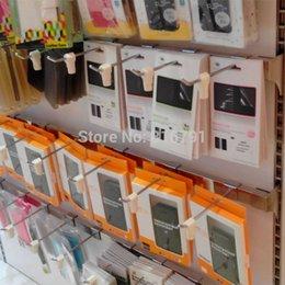 Wholesale 505pcs EAS Plastic Retail Shop Display Hook Anti Sweep Theft Stop Lock pegboard slatwall