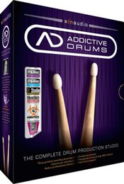 XLN Audio Addictive Drums 2 V2.0.7 version of the full version PC   soft sound