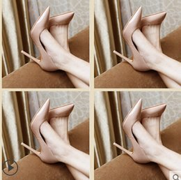 2016 Follies red bottom pump Patent leather Pigalle Heels WOMEN wedding shoes pointed toe fine heels sexy woman red sole high heels 35-42