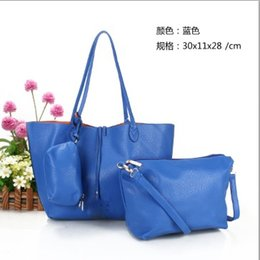 Hot selll Wholesale and retail blue womens totes bags shoulder bags tote bags purse black lys512