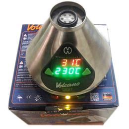 Wholesale In stock Volcano Digital Vaporizer Storz Bickel w Easy Valve FREE Santa Cruz Grinder Volcano Vaporizer w Easy Valve Starter