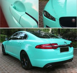 Wholesale m m Car Body Color Changing Glossy Vinyl Film Wrapping Sticker with Air Drains