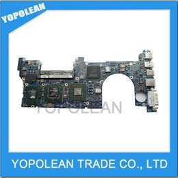 Wholesale Original Motherboard For Macbook A1226 Logic Board CPU T7500 GHZ A Year Perfect Working